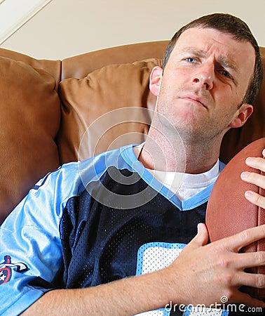 Free Fantasy Football Guy Royalty Free Stock Photography - 289407