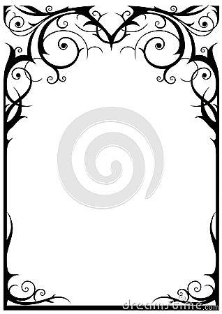 Fantasy frame