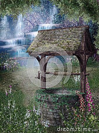 Fantasy garden 2
