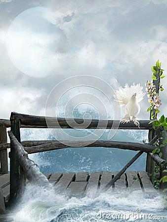 Free Fantasy Lamdscape Stock Image - 11096311