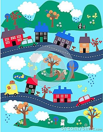 Free Fantasy Landscape Stock Images - 15207314