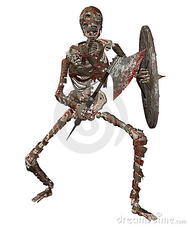 Fantasy Mummy 1 Stock Photography - Image: 13270672