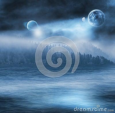 Fantasy Ocean