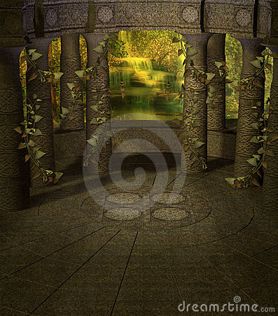 Free Fantasy Scenery 03 Royalty Free Stock Photography - 8132937