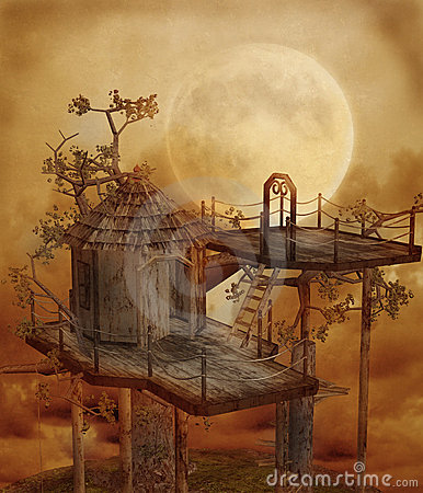 Fantasy scenery 110