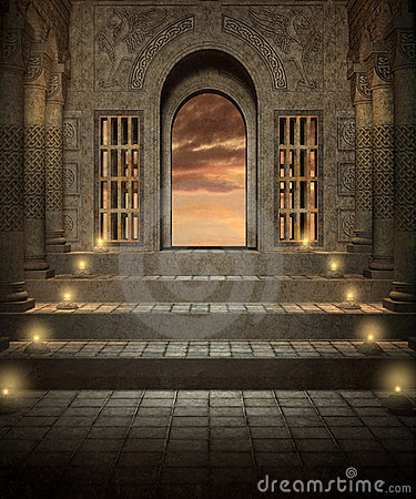 Fantasy scenery 16