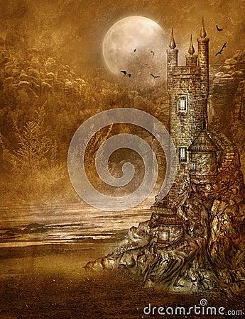 Fantasy scenery 25