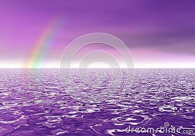 Fantasy sea