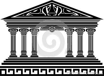 Fantasy temple