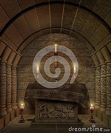 Fantasy temple 8