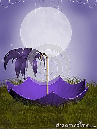 Fantasy umbrella