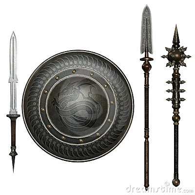 Fantasy weapons 2