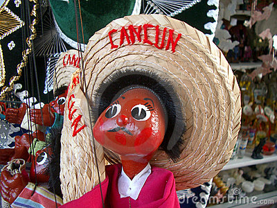 Fantoche de Cancun