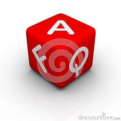 Free FAQ Royalty Free Stock Photos - 13347168