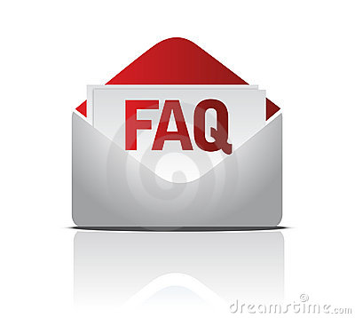Faq Envelope Stock Images - Image: 18280304