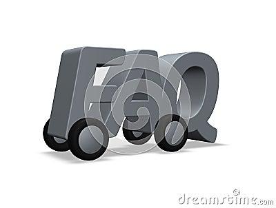 Faq on wheels