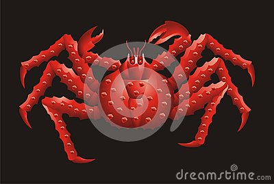 Far Eastern Crab