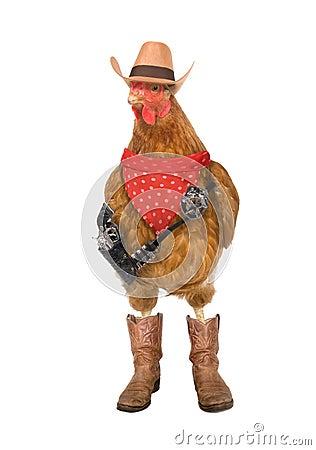 Far west chicken