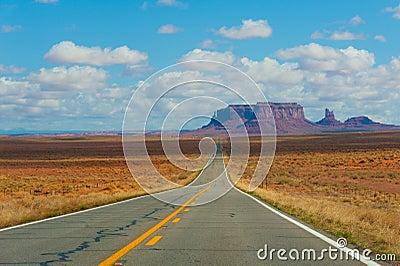 Far west road