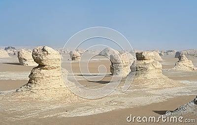 Farafra in Egypt