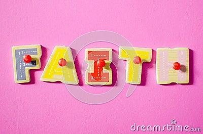 Farbe des Glaubens