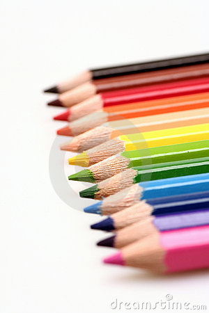 Farbenbleistift