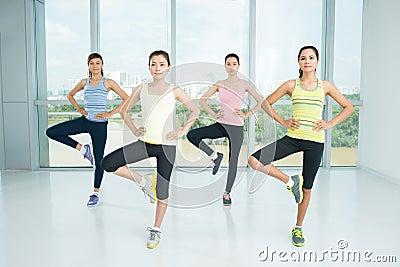 Fare gli esercizi