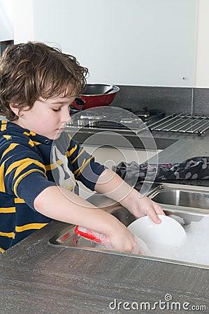 Fare i piatti