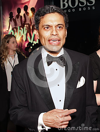 Fareed Zakaria Editorial Stock Image