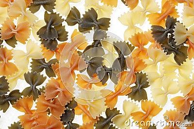 Farfalle or Bow Tie Pasta