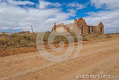Farina town, South Australia