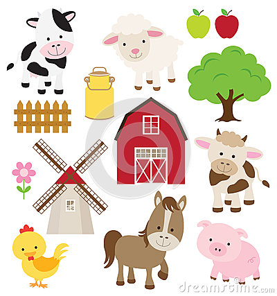 Free Farm Animals Stock Photos - 26660463