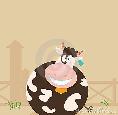 Farm animals: Cow