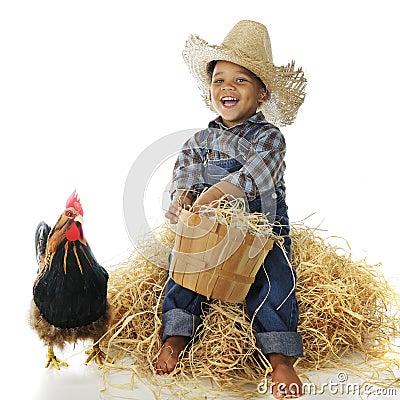 Free Farm Boy Stock Photos - 28406253