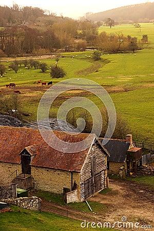 Farm buildings A