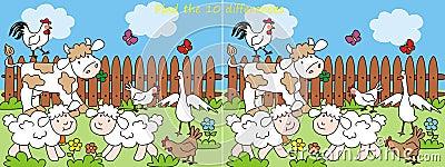 Farm-10 differences