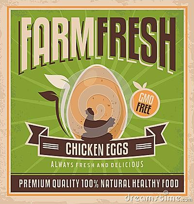 Free Farm Fresh Chicken Eggs Stock Image - 32938811