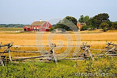 Farm at Gettysburg