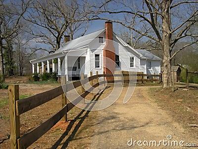 Farm House Fence