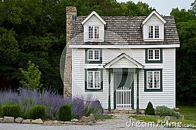 Farm House Shoal Creek Living History Museum