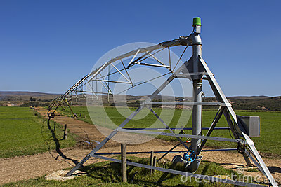Farm irrigation equipment