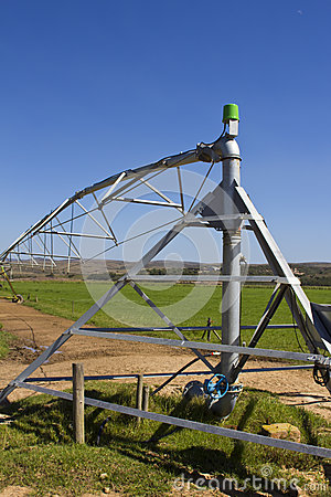 Free Farm Irrigation Or Watering Equipment Stock Photography - 30293642