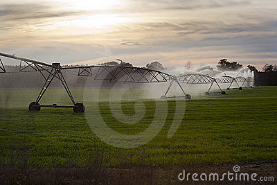 Farm Irrigation System - Florida