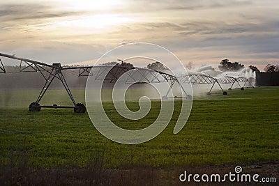 Farm Irrigation System - Florida