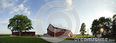 Farm Panorama