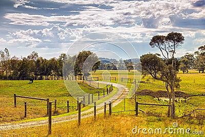 Farm property in Australia