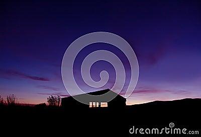 Farm Sunrise