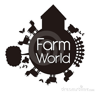Free Farm World Stock Photography - 21442112