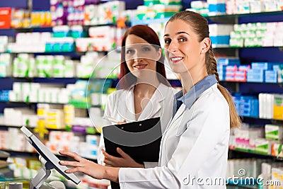 Farmaceuty pomocnicza apteka