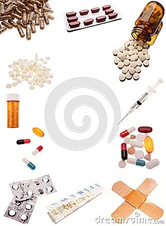 Farmaceutyczni produkty